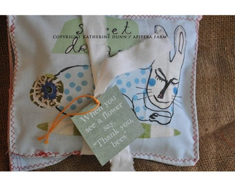 Mixed Pack of TWO Lavender Sachets