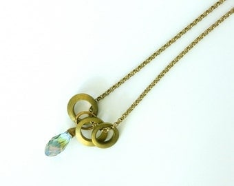 Rotation Necklace {see more colours}