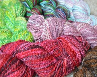 Handspun Yarn Stash Sale #2