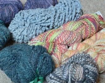 Handspun Yarn Stash Sale #6