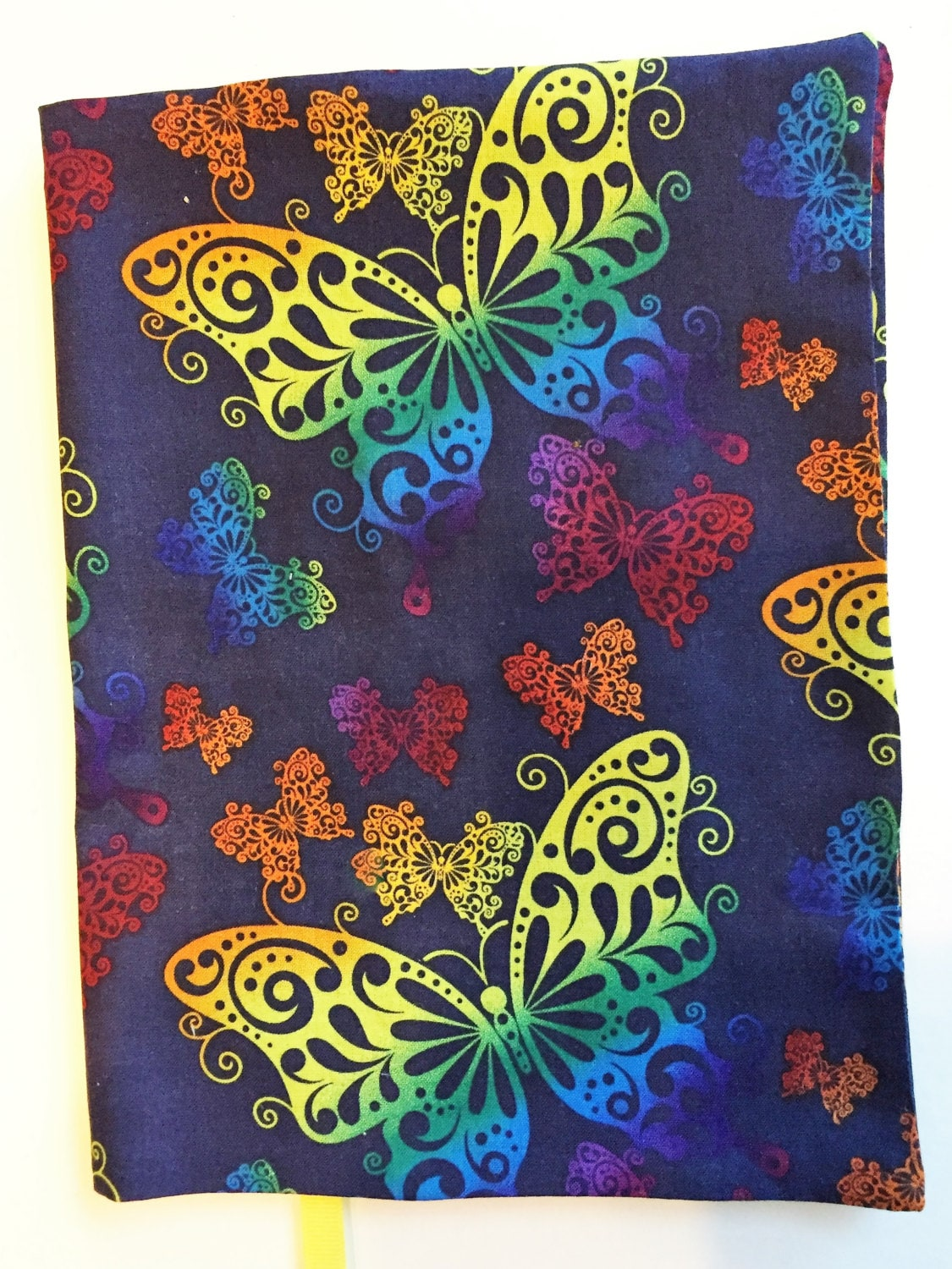 Fabric Hardcover Book : Hardback book cover fabric for