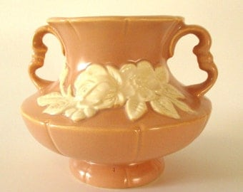 Weller Pottery Cameo Vase, 1930s