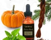 Samhain Spell Hair Oil Custom Blend for October
