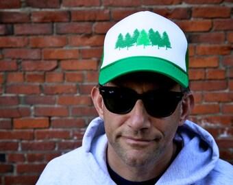 Pacific Northwest Tree Trucker Hat