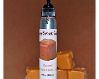 Caramel Body Lotion (Paraben Free)
