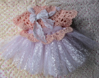 Tutu Dress Pattern - Crochet Dress Pattern - Infant Crochet Dress - Baby Pattern