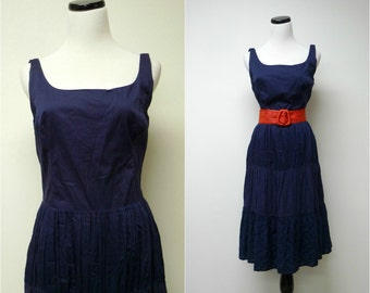 LOVIN' YOU . 3 sisters . full skirt dress . size small to medium