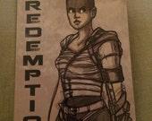Redemption Notecard (Item 05-350)
