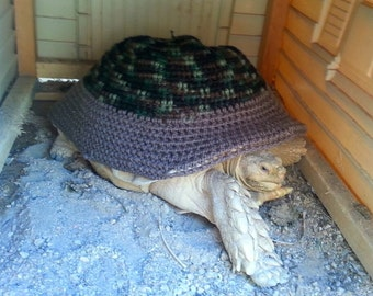 Tortoise Cozy - Large - Commando MADE TO ORDER
