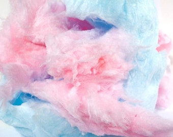 Cotton Candy handmade vegan soap with coconut milk deeply discounted