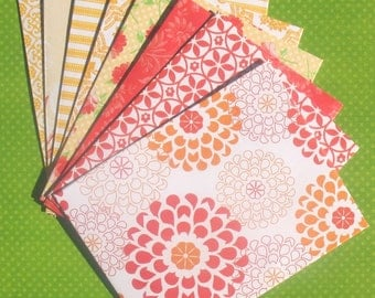 Citrine Yellow - A2 Envelopes