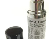 ModelSupplies My A Game 2.5% Strong Retinol Serum Antiaging AntiAcne Vitamin A Retinoid Retinal