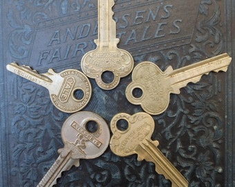 P & F Corbin Vintage American Made Keys Supply