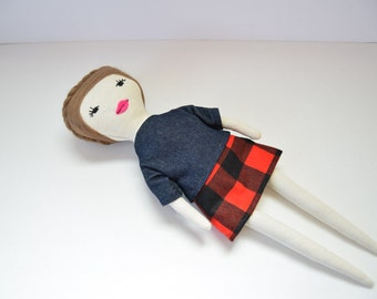 Rag Doll - Frankie