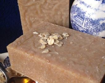 Pure Oatmeal Milk & Honey goat milk soap