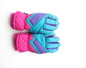 NEON Thinsulate Gloves in 7-14