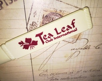 Tea Leaf International Letter Opener