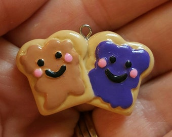 You're The Peanut Butter To My Jelly Necklace