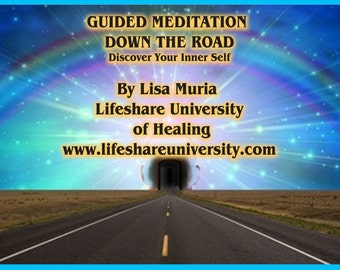 The Road Guided Meditation - Discover your inner self Instant MP3 Download Meditation