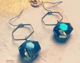 HEX earrings