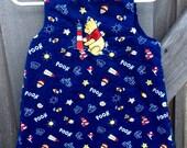 Pooh Sailor Dress 18-24 Months