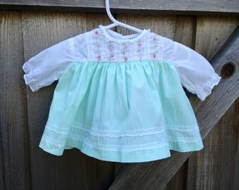 Nannette Baby Dress 3/6 Months