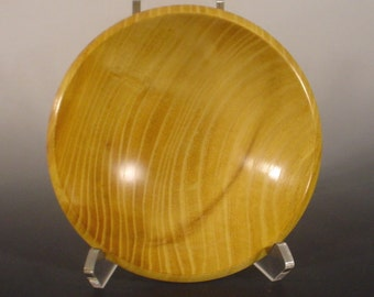 Osage Orange Turned Wooden Bowl Art Nmber 6301