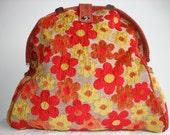 Mary Poppins Bag-FLOWER POP