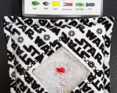 I Spy Bag - Mini with SEWN Word List and Detachable PICTURE LIST- Star Wars