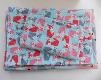 Adorable Fox Baby Gift Set
