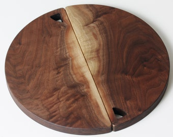 """Semi Circle Cutting Board 