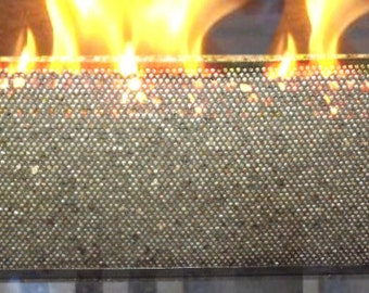Wood Pellet Basket- 100% Stainless Steel Wood Stove & Fireplace