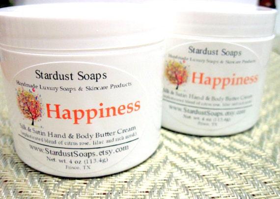 Happiness / Jar Cream