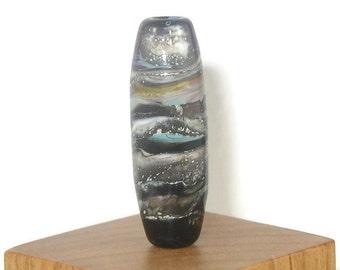 Handmade Glass Lampwork Focal Bead - Galactic