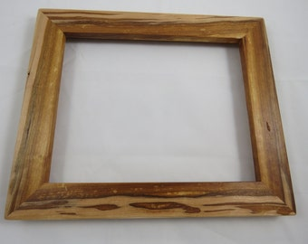 8x10 Rustic Cherry Picture Frame RC1