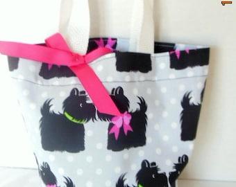 Scotty Scottie Dog  Tote/Gift Bag