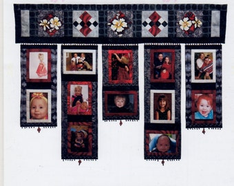 The Family Quilt Add Family Pictures