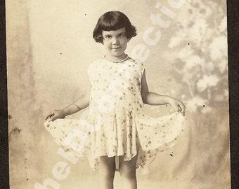Sale 1930's Clara Cristelli, Bruno Cristelli's Sister,1931 retro 30's Texana Sister Daughter Galveston TX, Rosemarie Cristelli