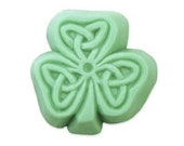 Lucky Clover Soap mold | Soapmaking supplies | Soapmaking mold | Handmade soaps, soapmaking, melt & pour, Cold process soap
