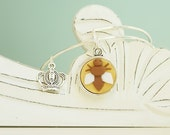 Gifts For Mom - Queen Bee Adjustable Bangle Bracelet -  Alex & Ani Inspired Style #16