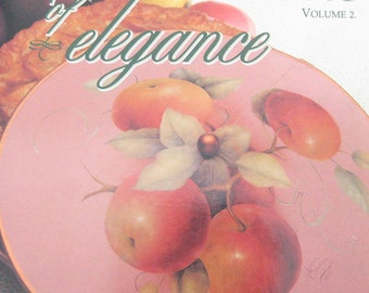 Expressions Elegance Tole Painting Book Jeanne Downing