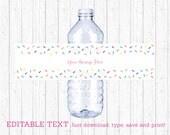 Cute Baby Sprinkle Water ...