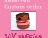 Custom order Diana