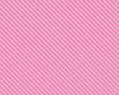Tonal Pink Diagonal Stripe by Camelot