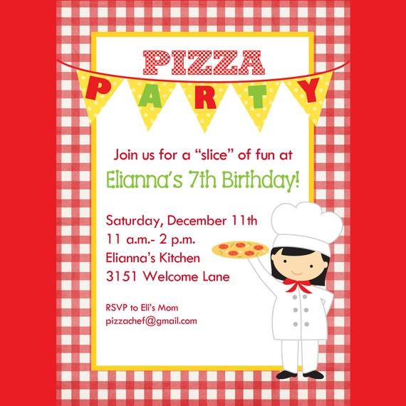 Invitation anniversaire pizza party rabobankcentraaltwente invitation anniversaire pizza party invitation anniversaire pizza party stopboris Choice Image