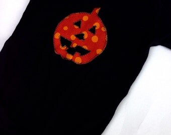 Pumpkin Onesie for Baby (12 months) with Free Shipping