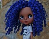 "OOAK custom Blythe doll ""Sonjia"""