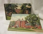 A Pair of Vintage El Dorado Arkansas Postcards