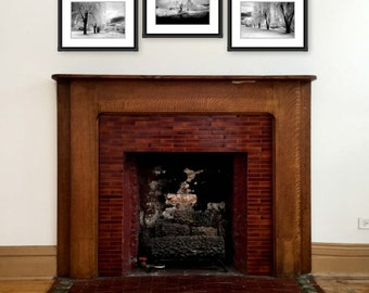 Three -8x12 Fine Art Infrared Photographs of Your Choice