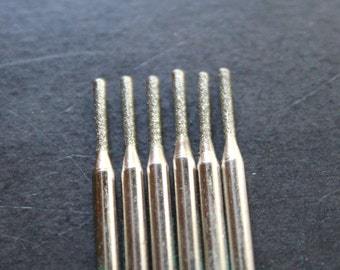 6 x 1.5MM Glass Drill Bit - Glass and Tile, Stone, Shell Drill Bits